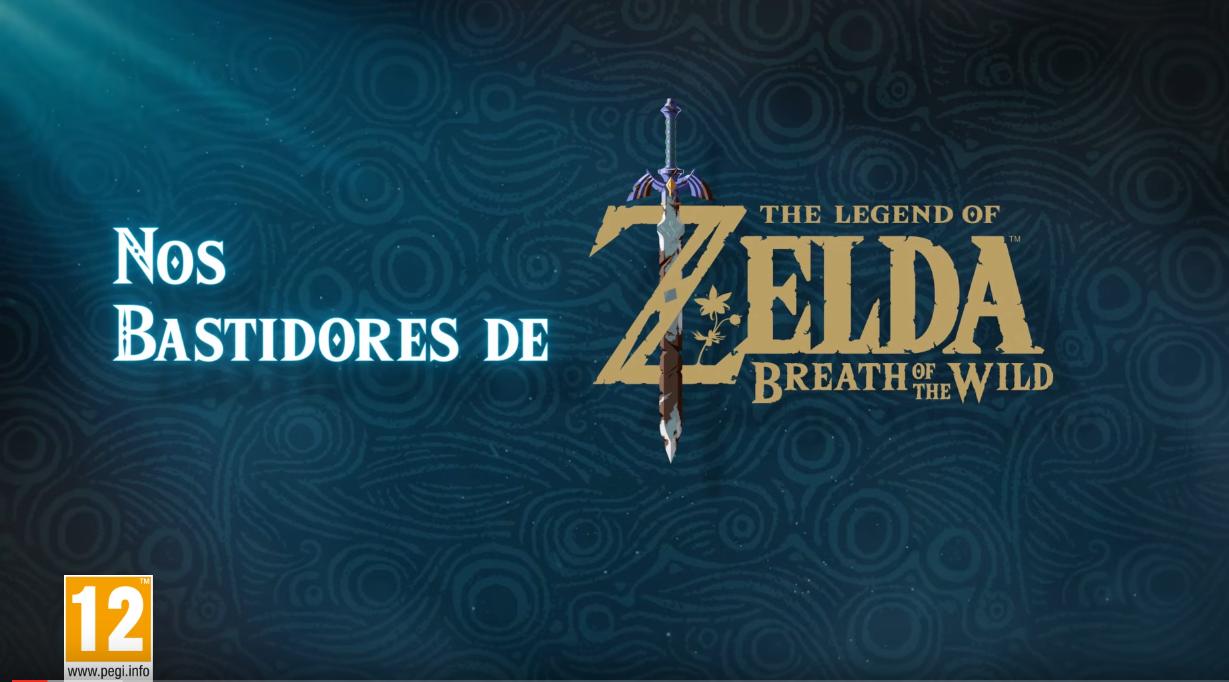 Viajem até aos bastidores do jogo The Legend of Zelda