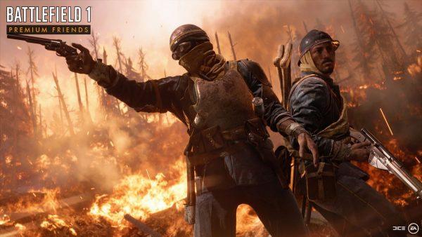 Actualização de Maio para Battlefield 1