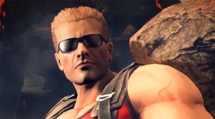 Vejam Duke Nukem em acção na remasterização de Bulletstorm