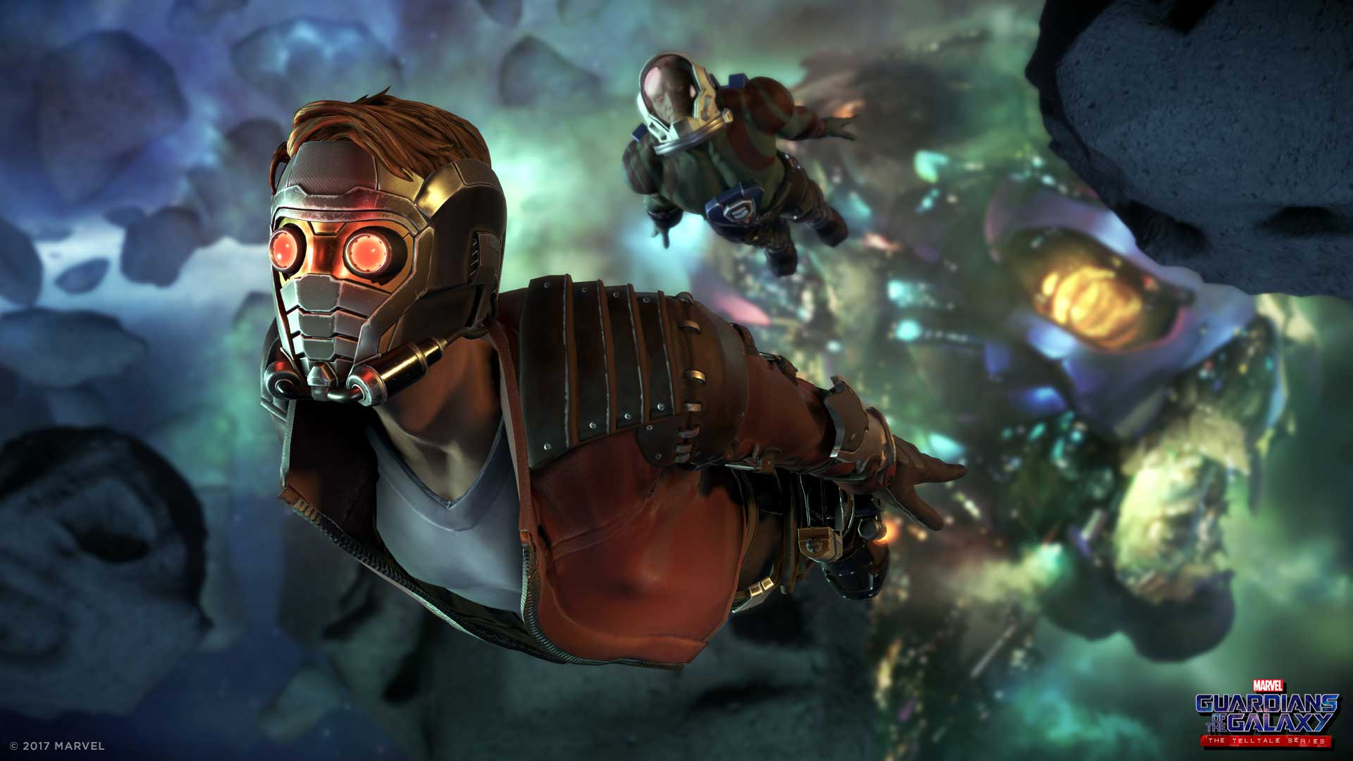 Trailer do primeiro episódio de Guardians of the Galaxy: The TellTale Series