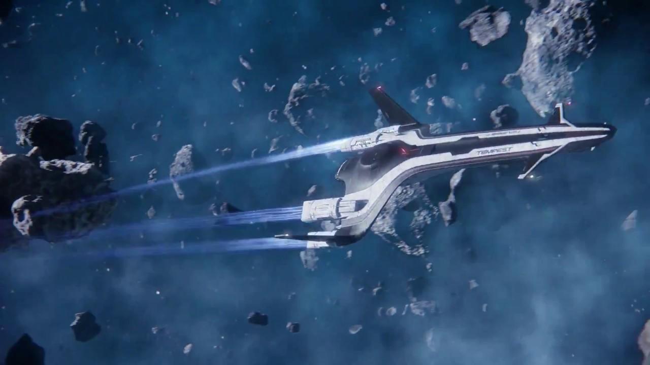 Actualização 1.06 para Mass Effect: Andromeda