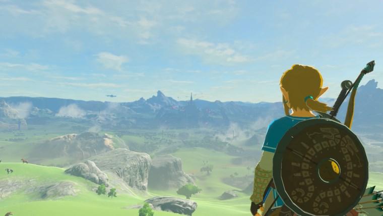 Já é conhecido o segundo DLC de Breath of the Wild