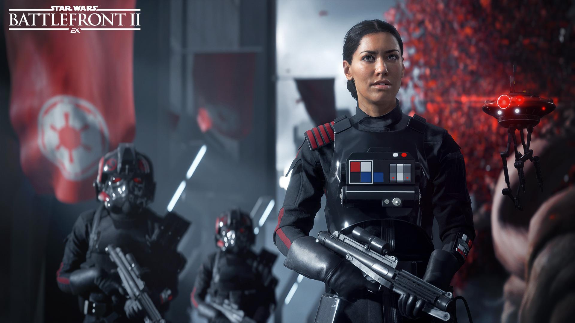 Novos vídeos mostram a campanha de Star Wars Battlefront II