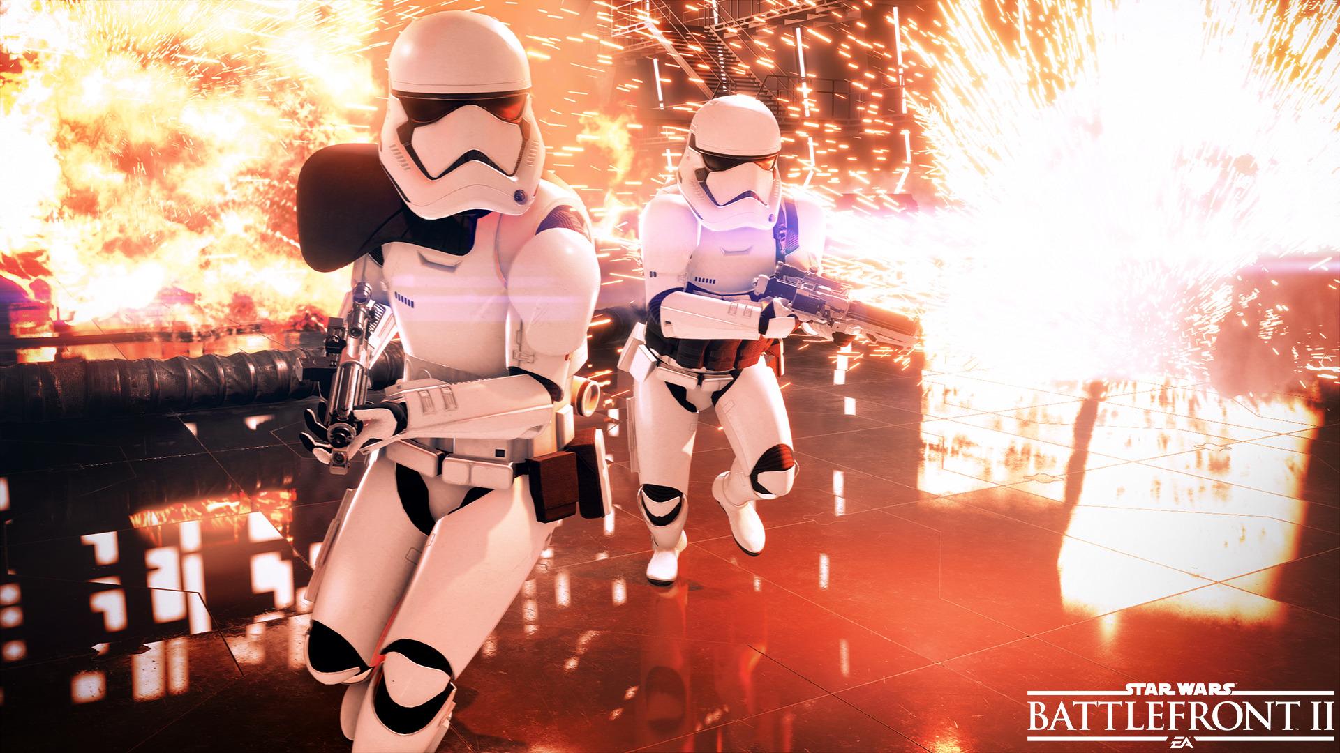 Prometidas melhores recompensas em Star Wars Battlefront II