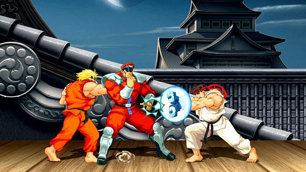 Conheçam as novidades de New Ultra Street Fighter II: The Final Challengers