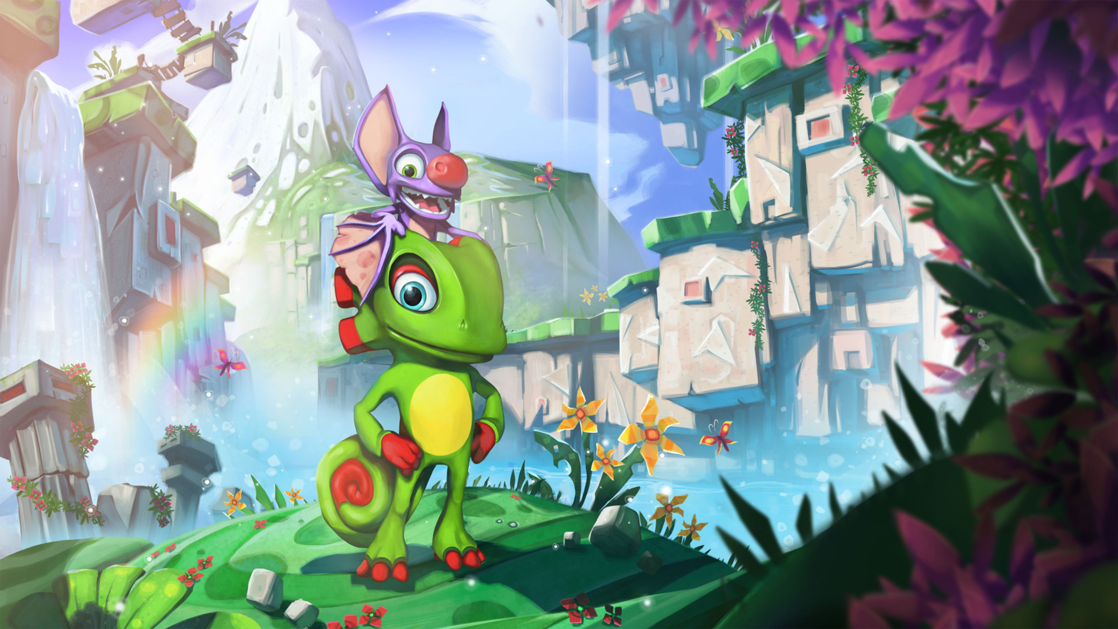 Revelado Yooka-Laylee and the Impossible Lair