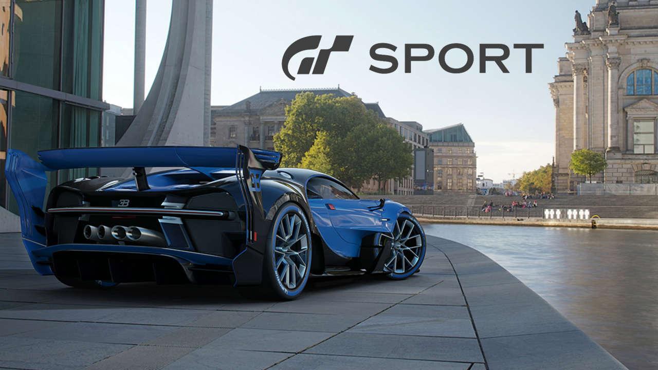 Actualização de Abril para Gran Turismo Sport