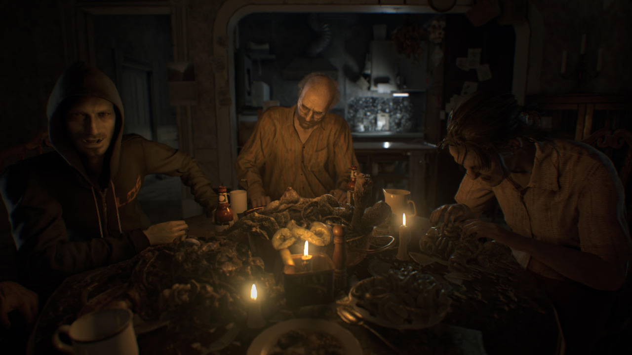 "Capcom lança o segundo vídeo de ""Making of"" de Resident Evil VII"