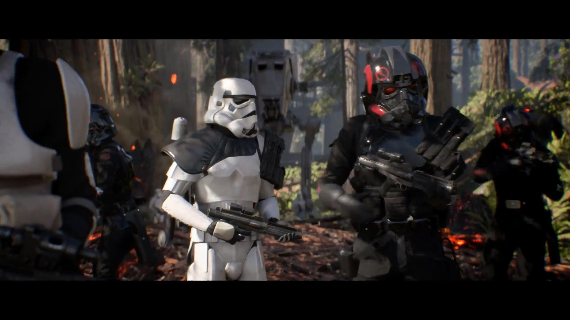 Trailer de Star Wars Battlefront II apresentado oficialmente