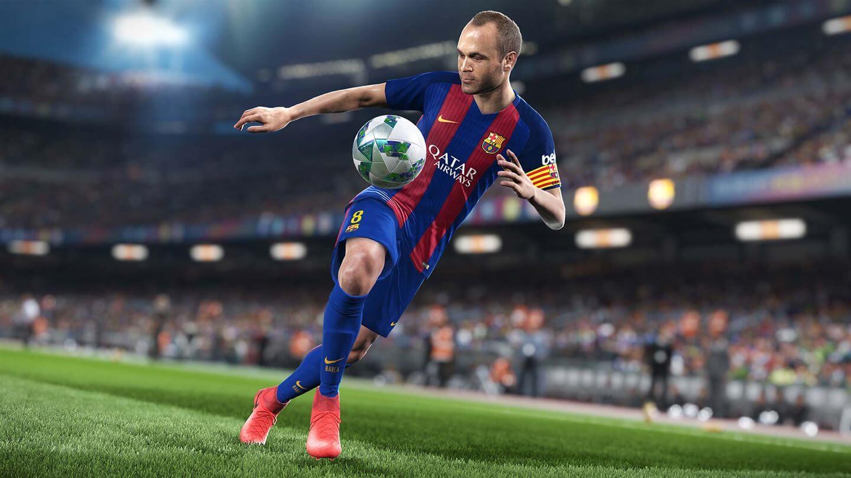 Anunciado Pro Evolution Soccer 2018