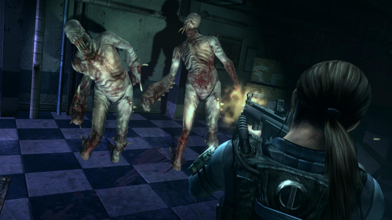Capcom mostra-nos a evolução de Resident Evil: Revelations
