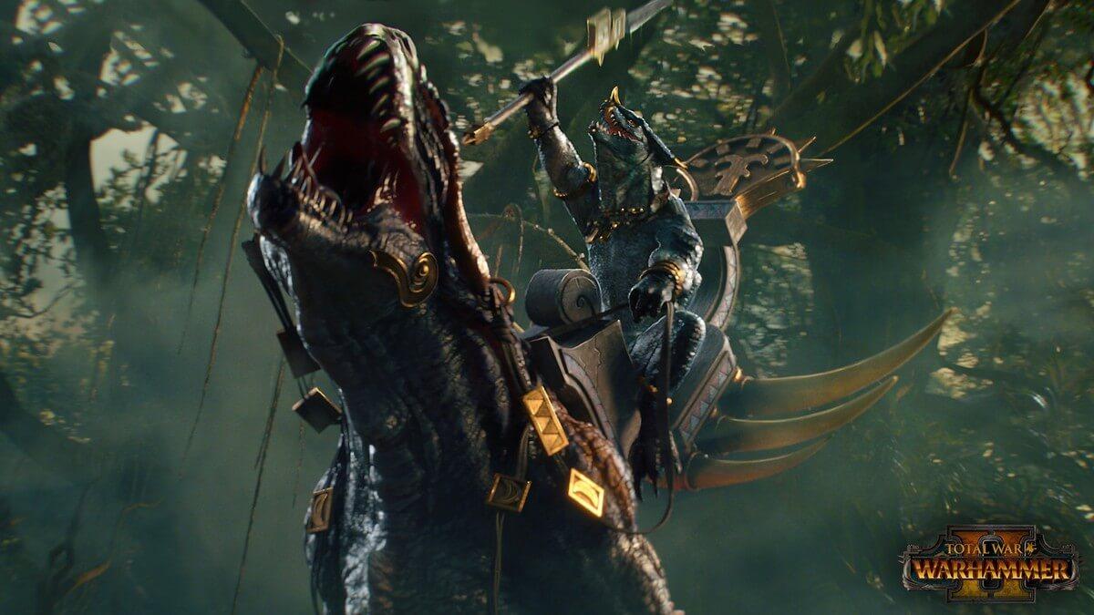 Total War: Warhammer 2 já tem data de lançamento
