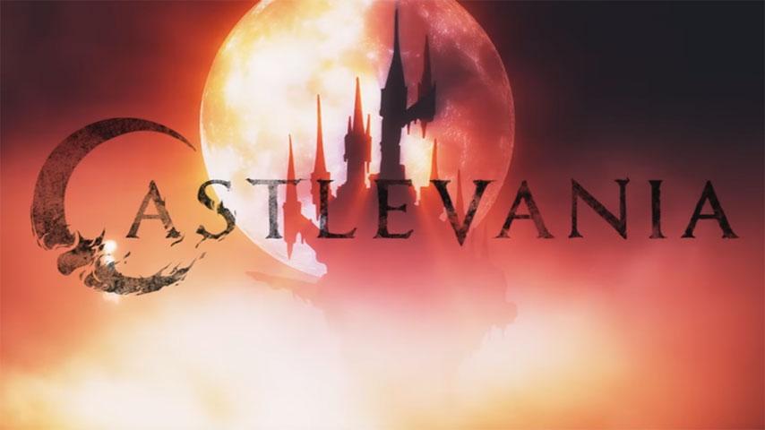 Primeiro teaser para a série Castlevania da Netflix