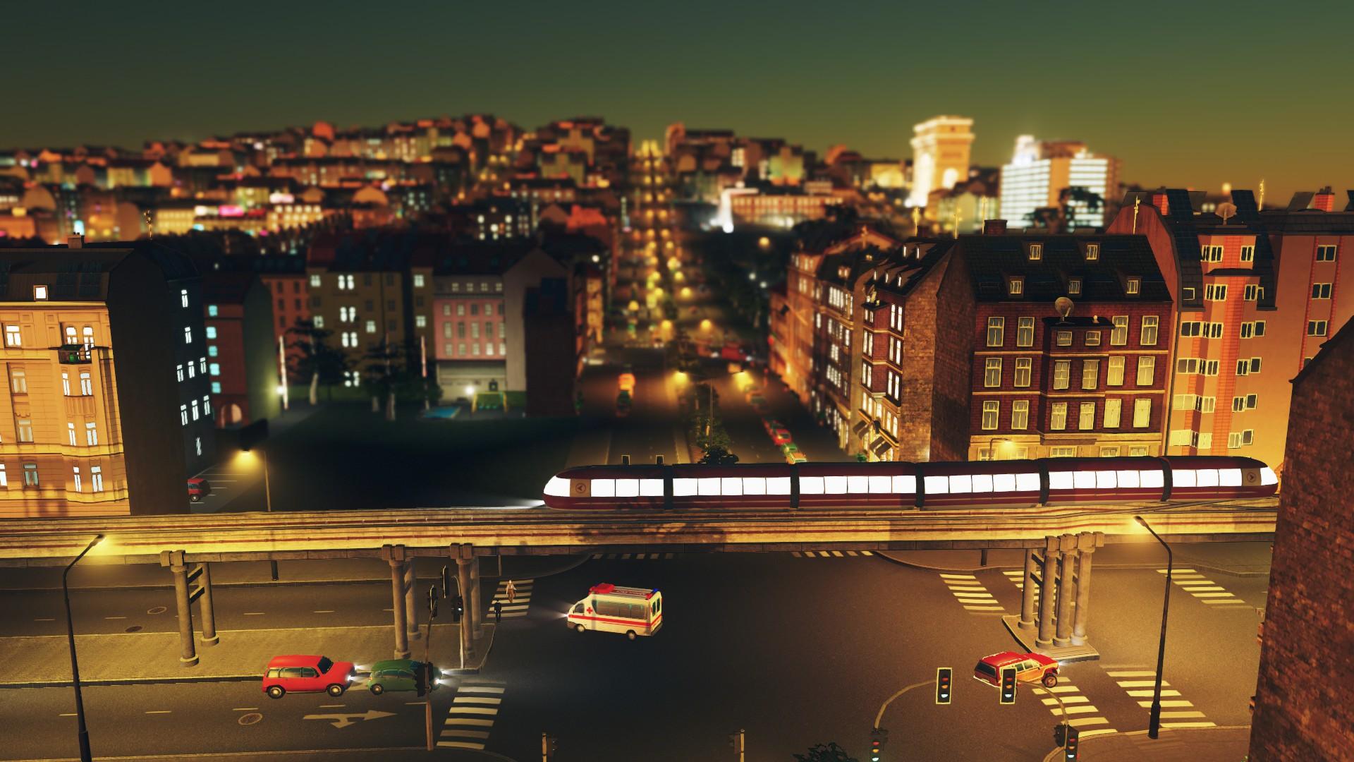 Cities: Skylines chega à PlayStation 4 em Agosto