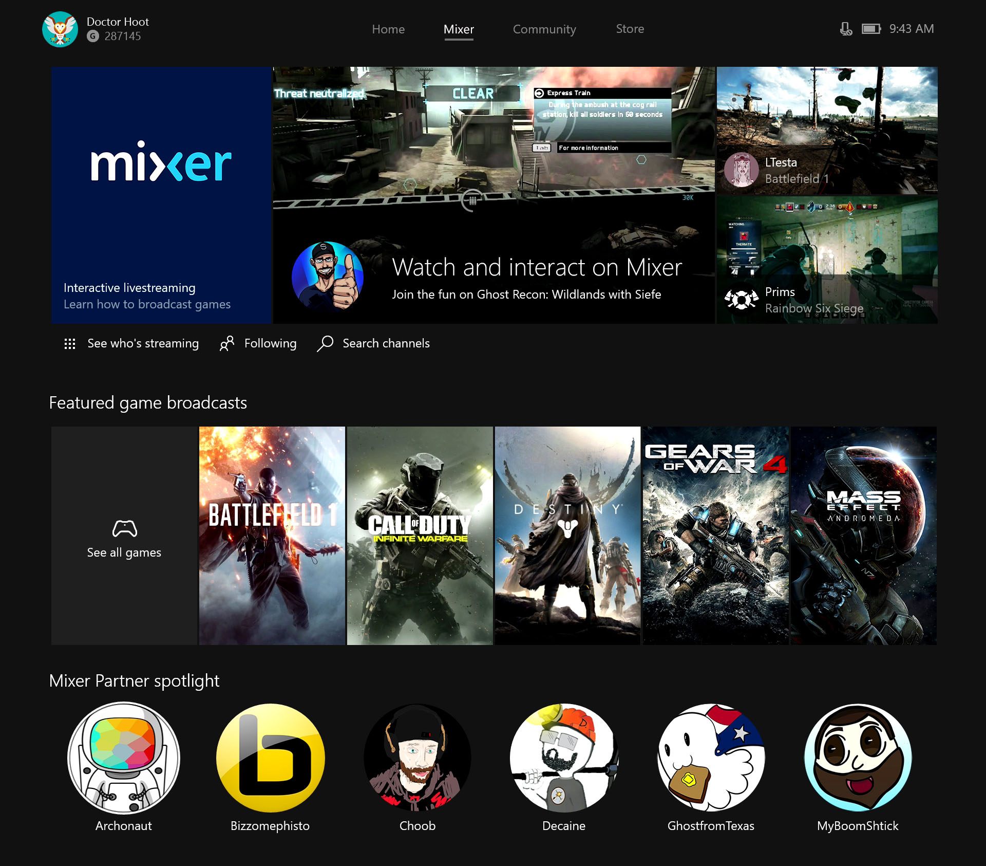 Microsoft extingue Mixer para se juntar ao Facebook Gaming