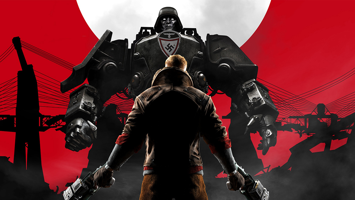 Wolfenstein: The New Colossus marca o regresso de B. J. Blazkowicz