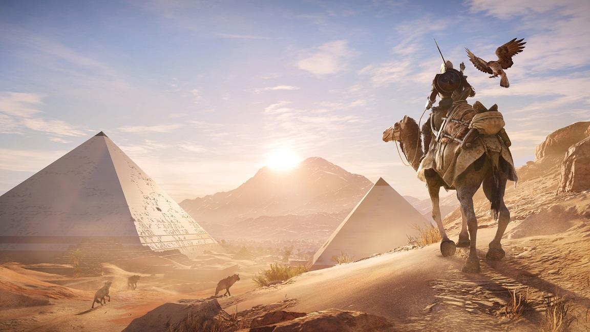 Novo trailer de Assassin's Creed mostra-nos os mistérios do Egipto