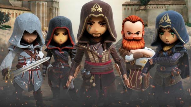 Ubisoft anuncia Assassin's Creed: Rebellion para dispositivos móveis