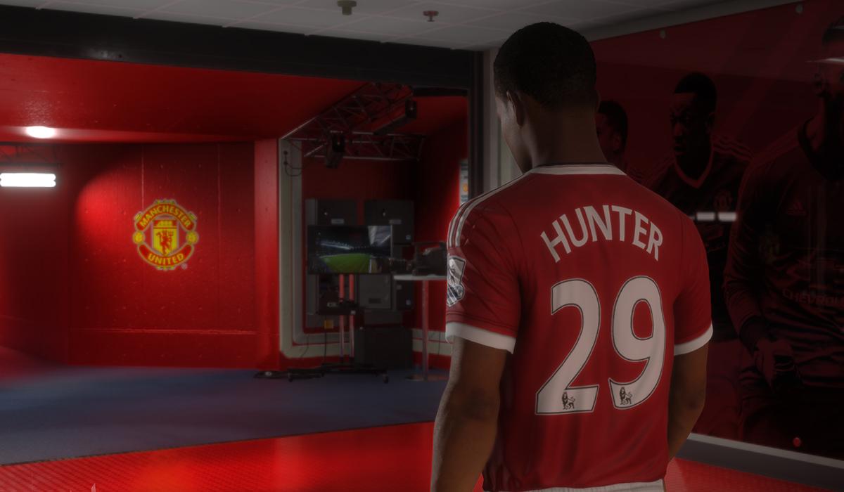Alex Hunter está de regresso no novo FIFA 18