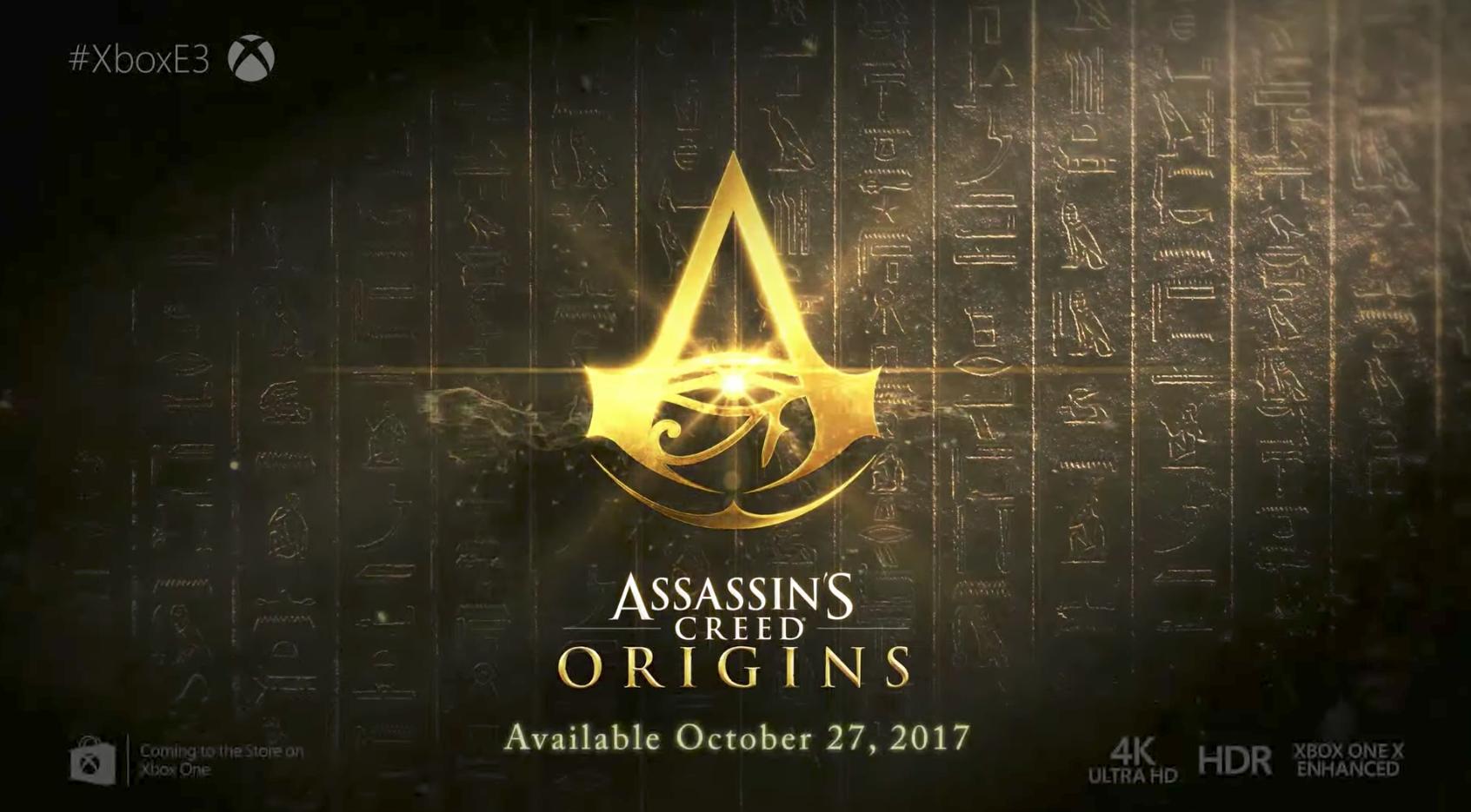 Assassin's Creed Origins explica-nos como tudo começou