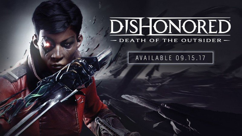 Bethesda revela Dishonored: Death of the Outsider