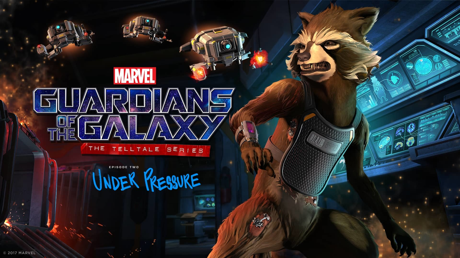 Trailer para segundo episódio de Guardians of the Galaxy: The Telltale Series