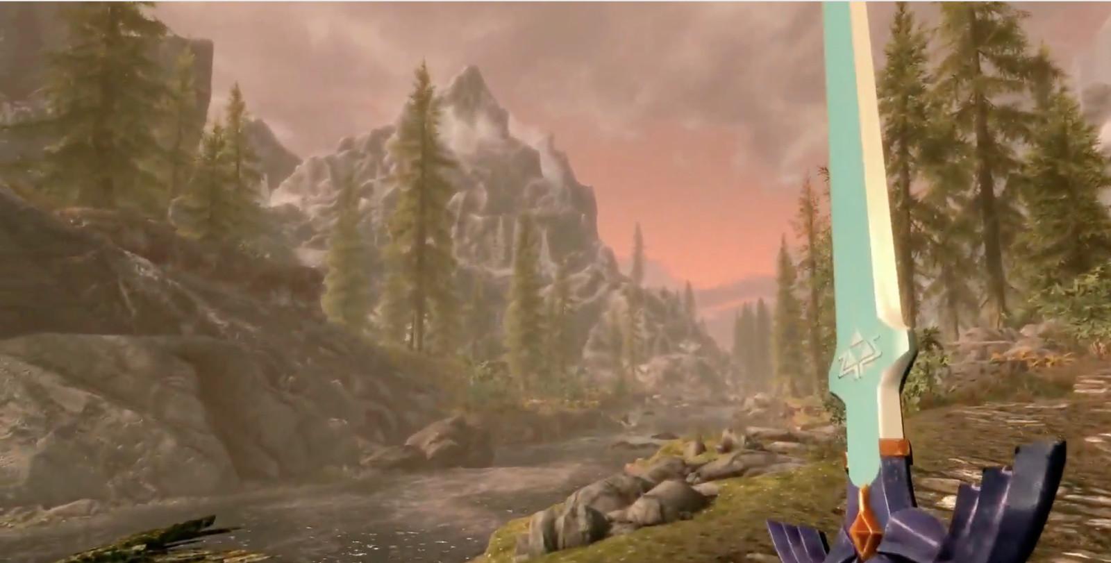 The Elder Scrolls V: Skyrim para a Nintendo Switch vai mesmo acontecer