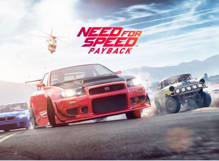 Need for Speed Payback recebe primeiro trailer de jogabilidade