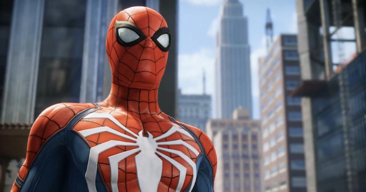 Novo trailer da história de Spider-Man
