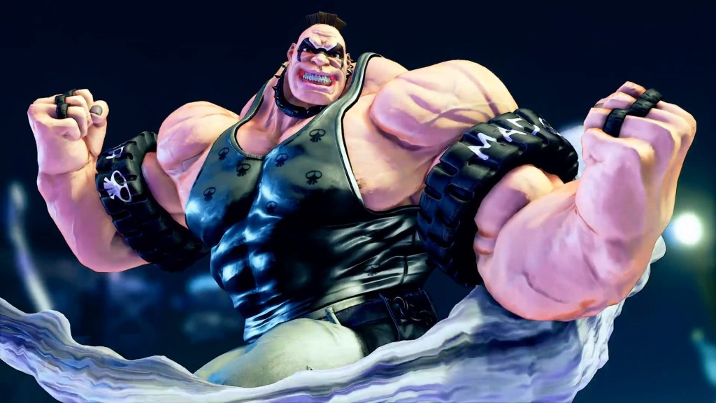 Street Fighter V prepara-se para receber Abigail de Final Fight