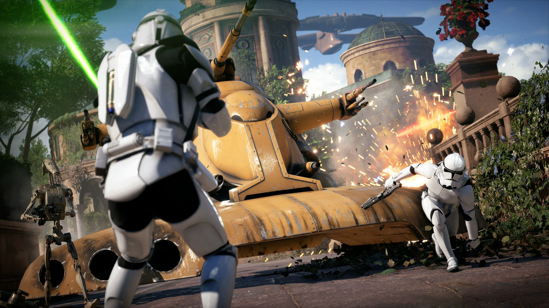 Requisitos de PC para Star Wars Battlefront II revelados