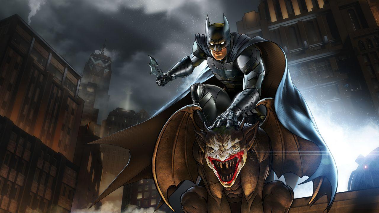 "Batman: The Telltale Series de regresso com DLC ""noir"""