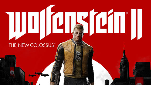 Cuidado com os chocolates em Wolfenstein II: The New Colossus