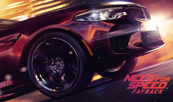 Need for Speed Payback recebe trailer com o novo BMW M5