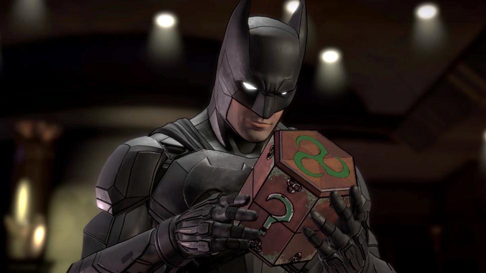 Trailer para 1º episódio da 2ª temporada de Batman: The Telltale Series