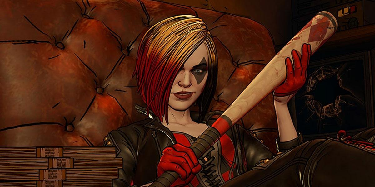 Harley Quinn surge na segunda temporada de Batman: The Telltale Series