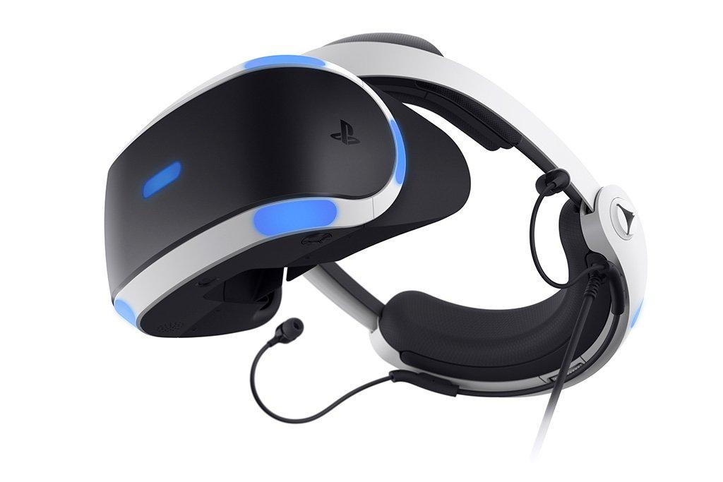 Sony anuncia nova versão do PlayStation VR
