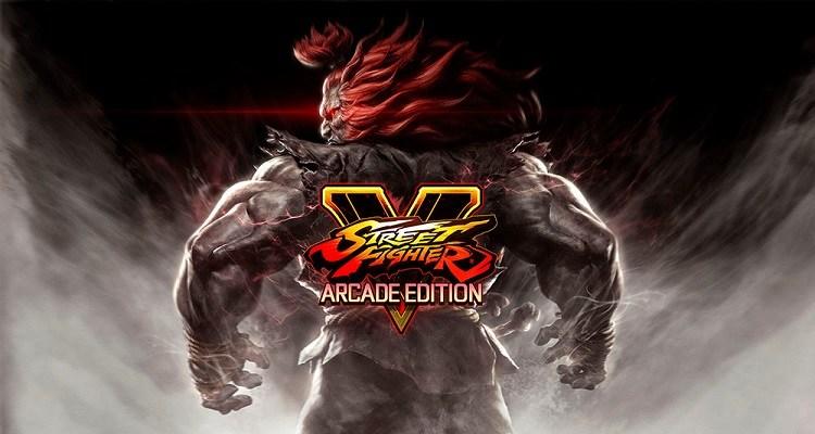 Capcom revela Street Fighter V: Arcade Edition