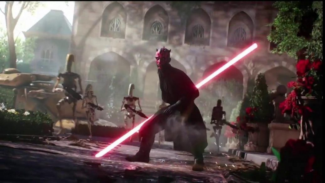 Disney aborda as questões comerciais de Star Wars Battlefront II