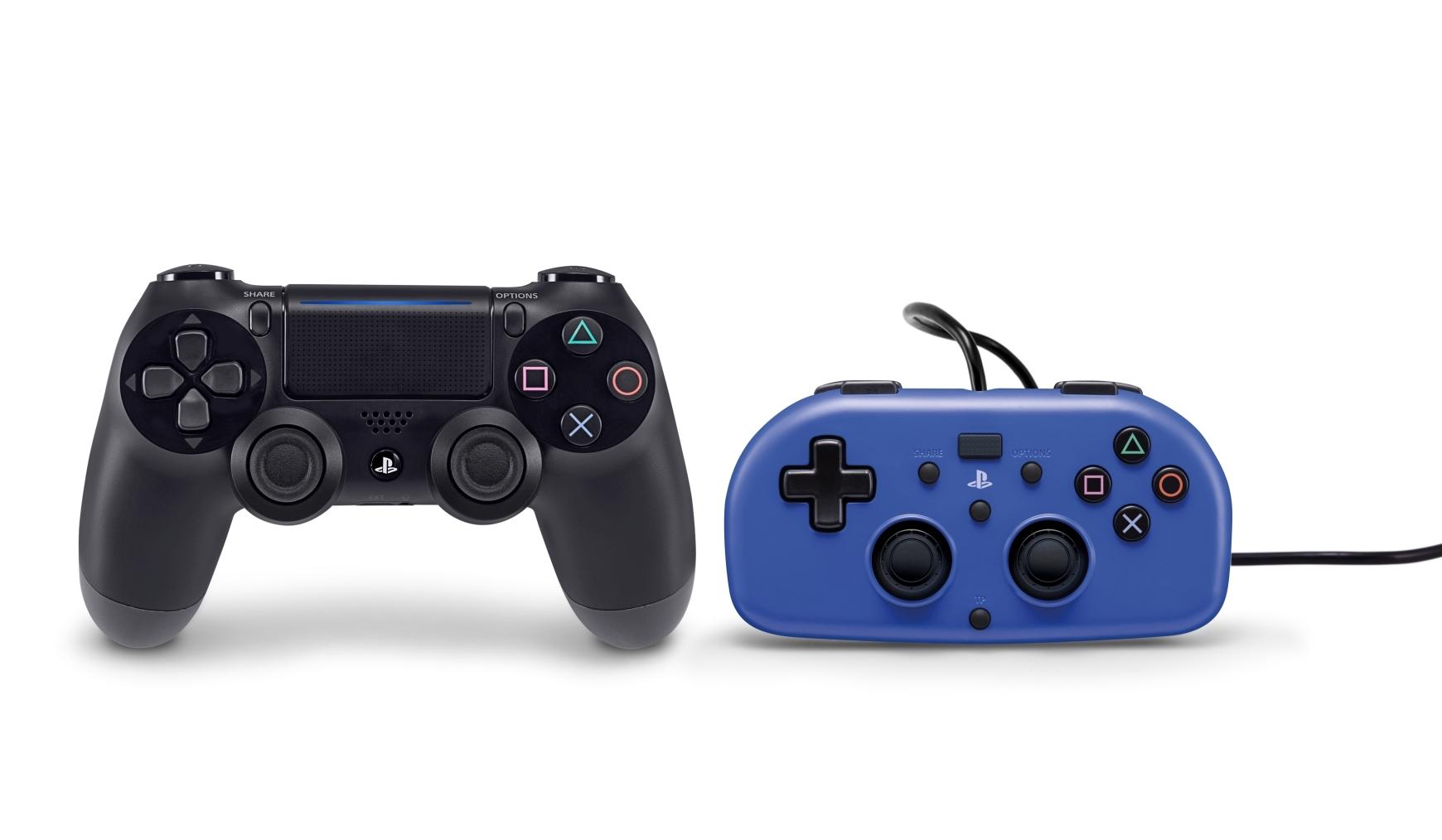 Sony anuncia um comando 40% mais pequeno que o DualShock 4