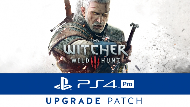 Hotfix para The Witcher III: Wild Hunt na PS4 Pro