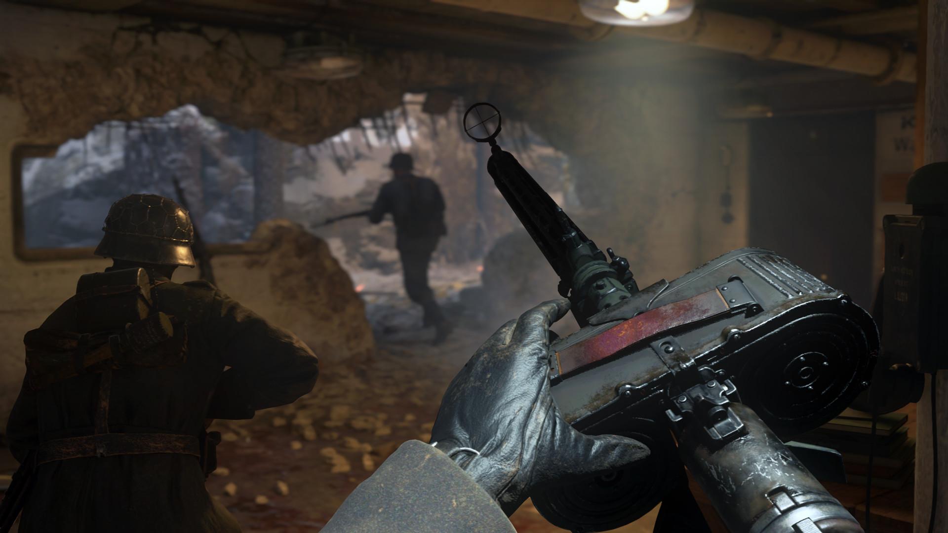 Call of Duty: WWII é um dos jogos gratuitos do PS Plus para Junho