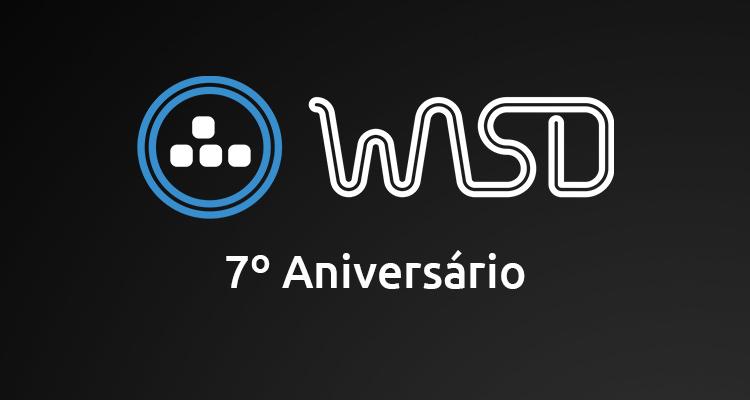 7 anos de WASD