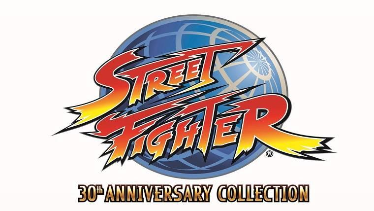 Antologia de Street Fighter para comemorar os seus 30 anos