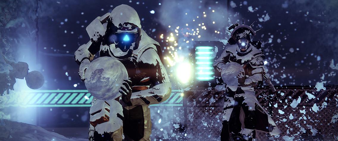 Destiny 2 recebe esta semana evento de Natal