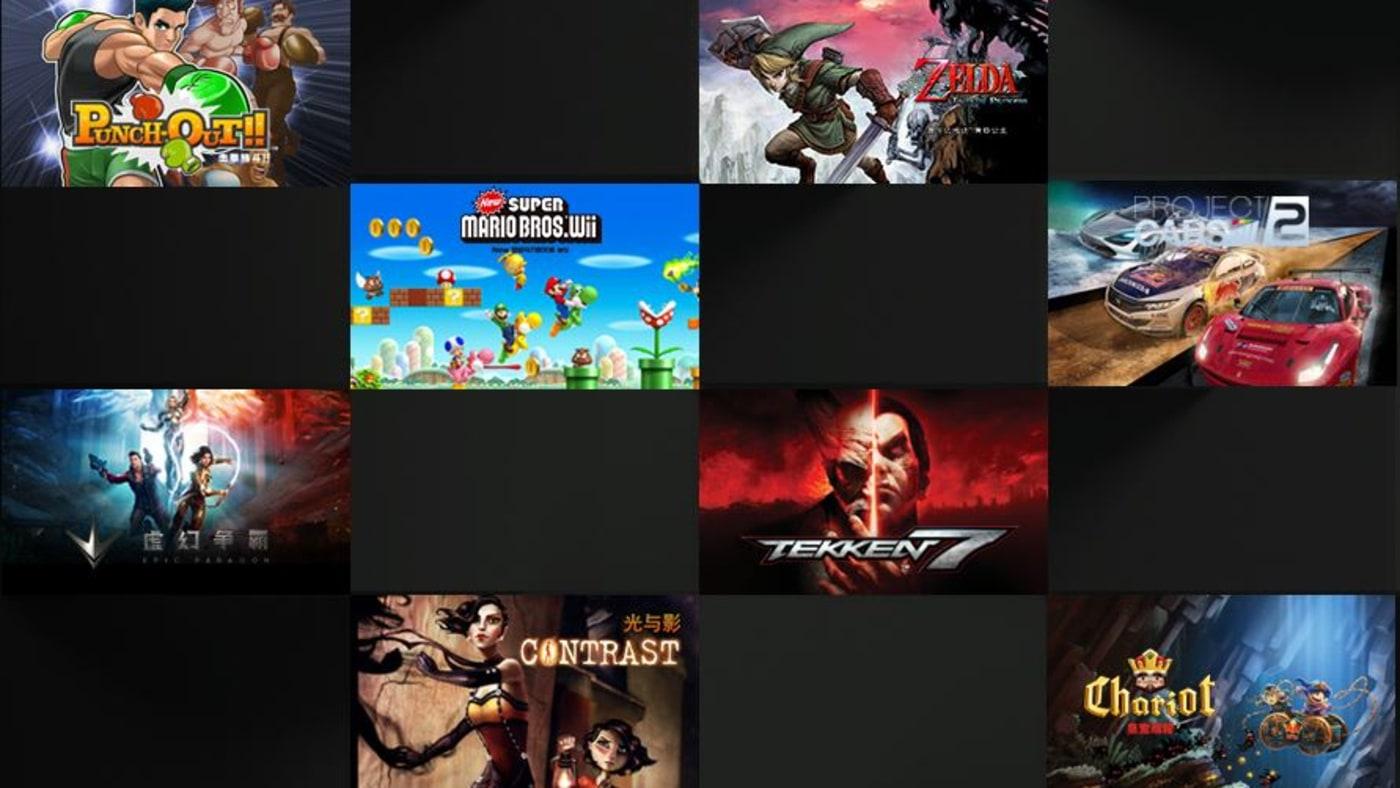 Nvidia Shield recebe novos jogos, incluindo exclusivos da Nintendo