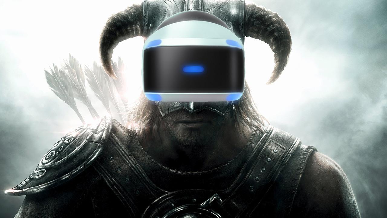Skyrim ganha uma nova vida com a Realidade Virtual