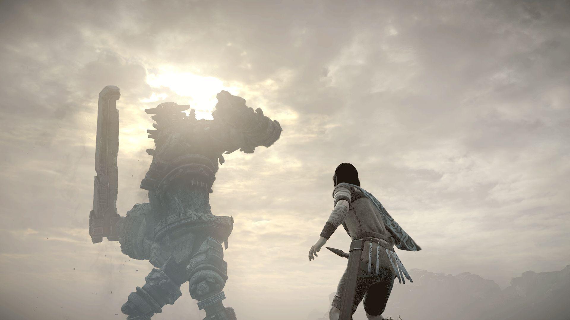 Trailer da história de Shadow of the Colossus