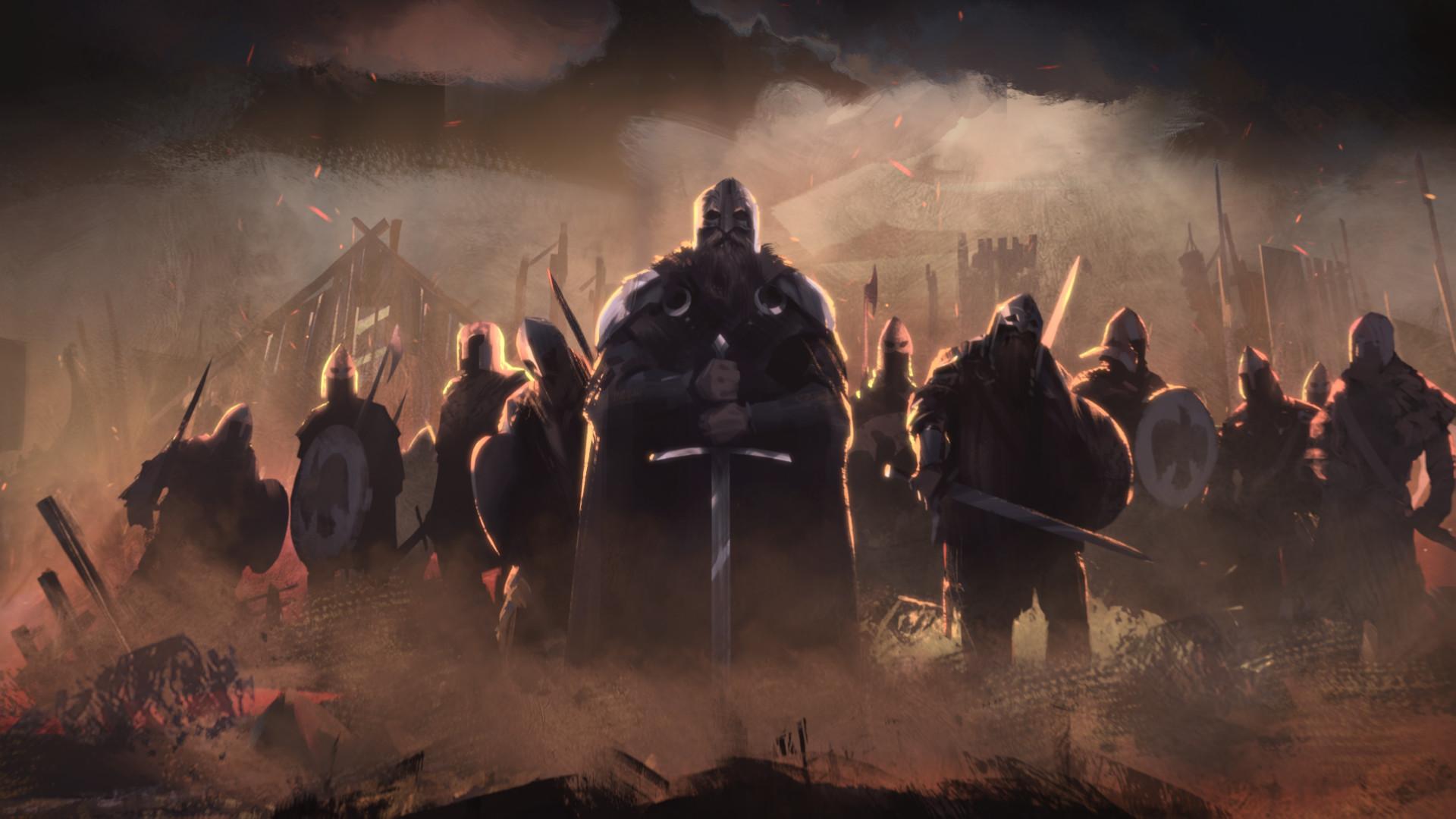 Os próximos títulos na série Total War