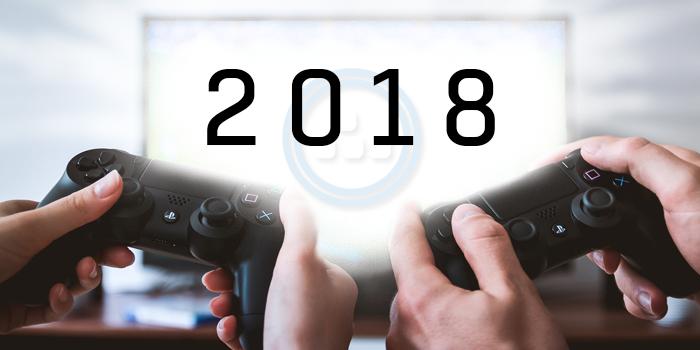 Os jogos mais aguardados de 2018